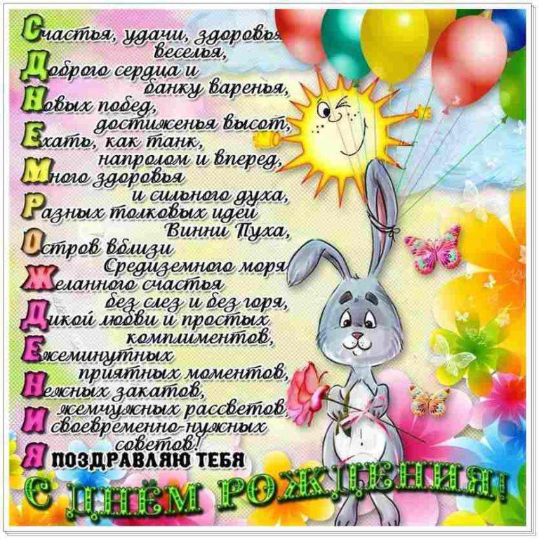 Этикет поздравления с днем рождения