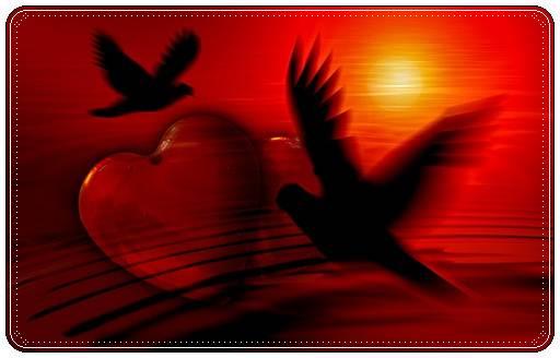 Красивые пожелания любви