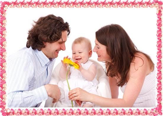 Красивое пожелание родителям