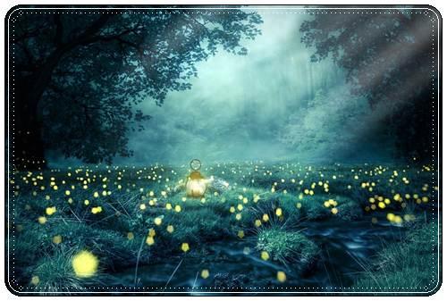 Весенние пожелания спокойной ночи