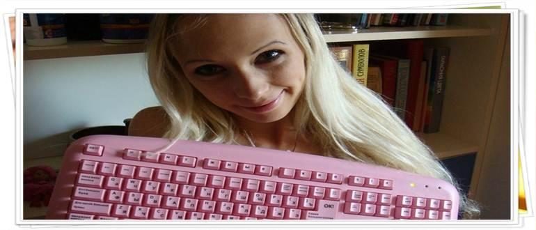 Смешные анекдоты до слез про блондинок